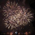 WDW旅行記 107 エプコットの花火で旅行のフィナーレ