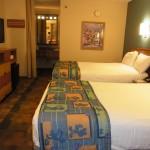 WDW旅行記 12 ポップセンチュリーのお部屋に入室