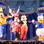 WDW旅行記 95 Dream along with Mickey