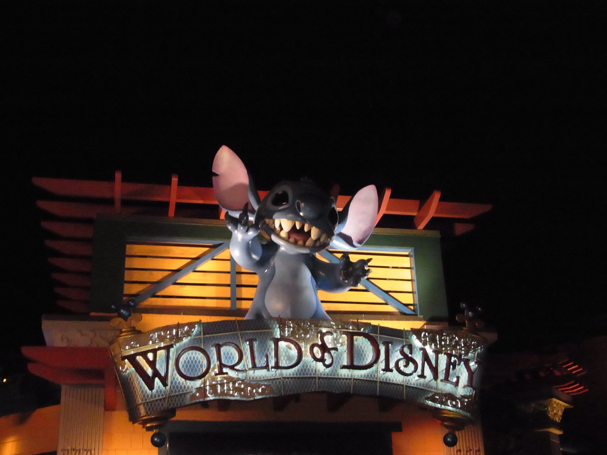 WDW旅行記 83 ダウンタウン・ディズニーは大混雑